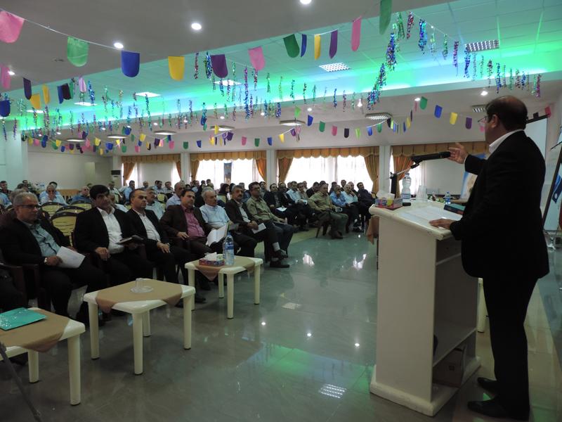 برگزاری انتخابات هیئت مدیره شرکت آبیاران زبده شمال