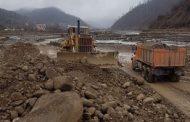 ادامه عملیات ساماندهی و سردهنه سازی رودخانه های شهرستان های تالش، آستارا ، رضوانشهر و تالش