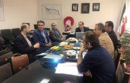 برگزاری مجمع عمومی عادی شرکت بهره برداری از شبکه های آبیاری و زهکشی گیلان