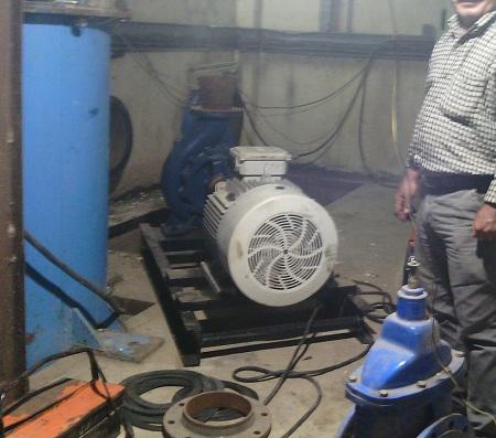 تعمیر و سرویس الکتروپمپ SP14 لاهیجان