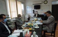 برگزاری مجمع عمومی عادی سالانه شرکت بهره برداری از شبکه های آبیاری گیلان