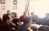 اتخاذ راهکارهای لازم برای افزایش وصول در جلسه شورای مدیران شرکت بهره برداری از شبکه های آبیاری و زهکشی گیلان