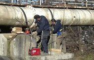 مرمت و بازسازی ناو آب بر روستای نه محل املش