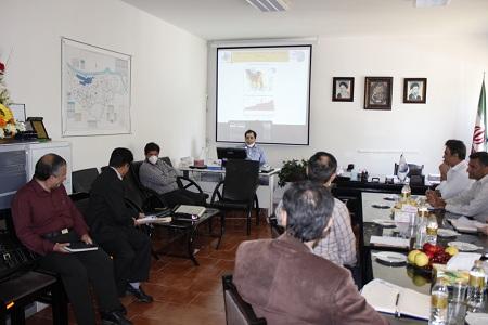 برگزاری جلسه کمیته منابع و مصارف آب استان گیلان