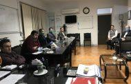 برگزاری جلسه بازنگری مدیریت شرکت بهره برداری از شبکه های آبیاری و زهکشی گیلان